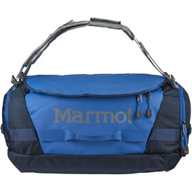 Marmot Long Hauler Duffel Bag Mediano, peak blue/vintage navy